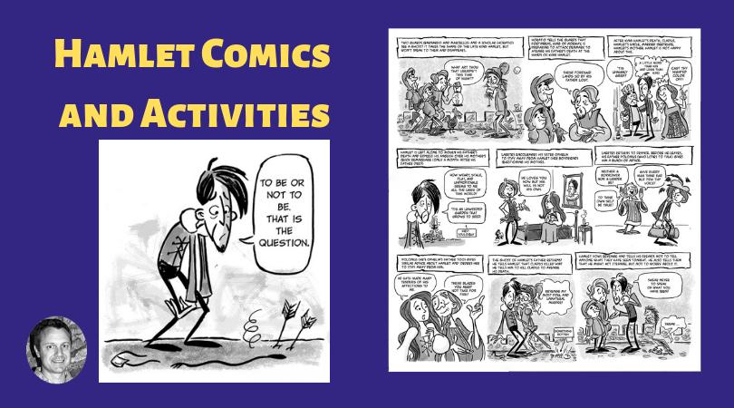 Hamlet_ Comics and Activities