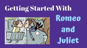 getting started with romeo and juliet