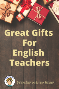 great gifts for english teachers