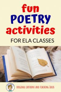 fun poetry activities